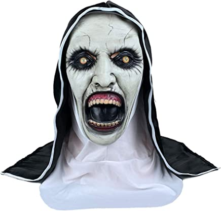 Opla3Ofx Halloween Cosplay Costume Face Mask,Halloween Masquerade Prom Party Costume Kids Adults Accessories Decorations 2