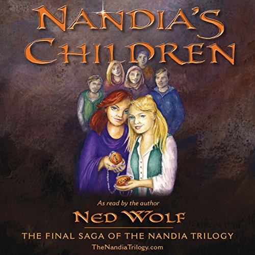 Nandia's Children audiobook cover art