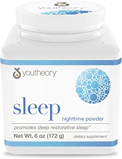 Youtheory Sleep Powder Advanced, 6 Ounce Bottle
