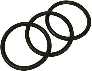 Hoover Convertible Upright Vacuum Belts, 3Pk, H-49258 OEM Belts