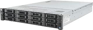 TechMikeNY PowerEdge R730xd Server 2x1.80Ghz E5-2650Lv3 12C 128GB 3.2TB SSD+12xCaddies (Renewed)