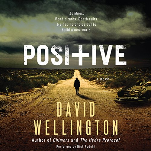 Positive audiobook cover art