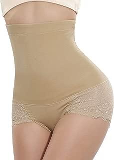 Nebility Women Butt Lifter Shapewear Seamless Waist Trainer Hi-Waist Tummy Control Body Shaper Panty
