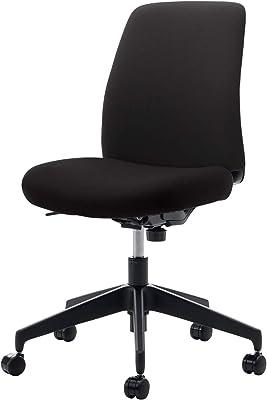 コクヨ オプティ デスクチェア 事務椅子 ロータイプ C02-B102CU-BKE6E61【ラクラク納品サービス】
