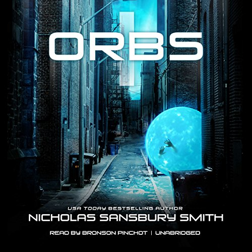 Orbs audiobook cover art