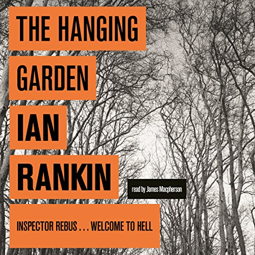 The Hanging Garden audiobook cover art