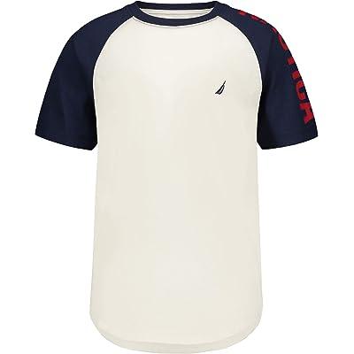 Nautica Short Sleeve Raglan T-shirt