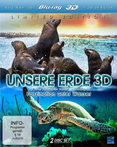 Unsere Erde - Faszination unter Wasser...