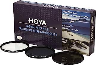 Hoya Digital Filter Kit (72mm, inkl Cirkular Polfilter/ND-Filter (NDx8)/HMC-C, UV-Filter)