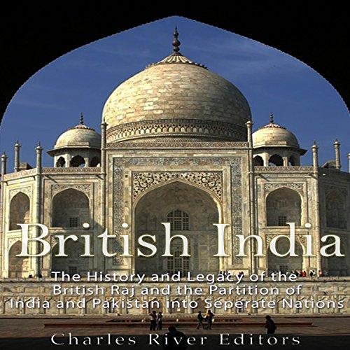 British India audiobook cover art