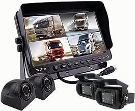 Camnex Backup Rear View Car Truck Camera & Monitor Safety System, 9
