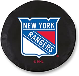 Holland Bar Stool Co. 32 1/4 x 12 New York Rangers Tire Cover by The