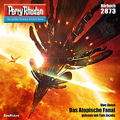 Das Atopische Fanal (Perry Rhodan 2873) Titelbild