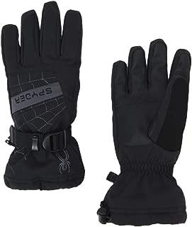 Spyder Boys' Overweb Ski Glove
