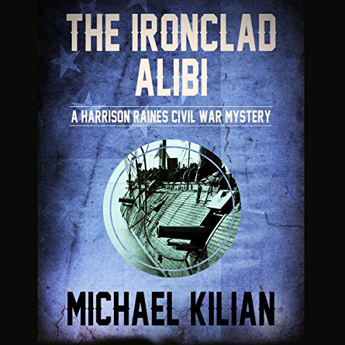 The Ironclad Alibi audiobook cover art