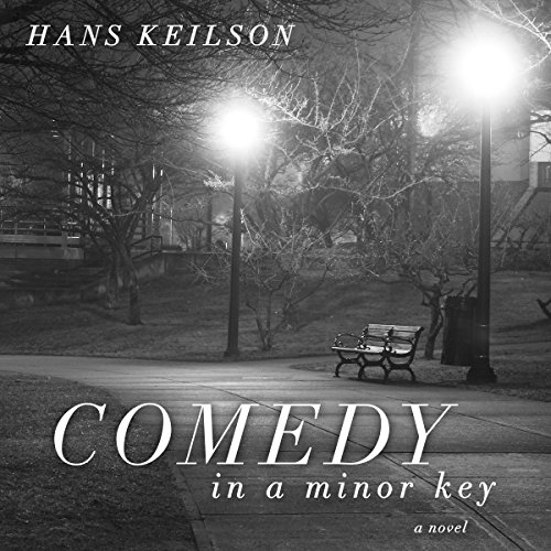 Comedy in a Minor Key audiobook cover art