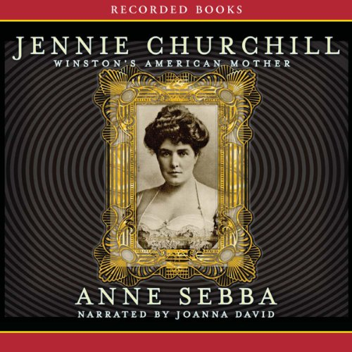 Jennie Churchill audiobook cover art