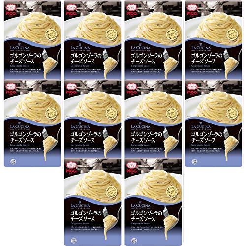 MCC ゴルゴンゾーラのチーズソース 120g ×10個