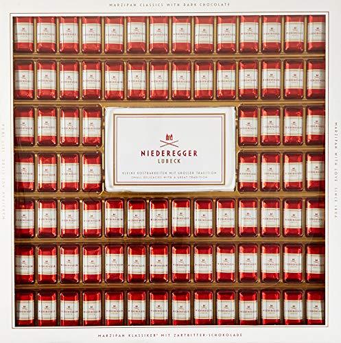 Niederegger Klassiker Geschenkpackung, hochwertiges Marzipangeschenk, 1er Pack (1 x 1075 g)