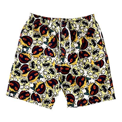 Pantalones de playa, vacaciones en la playa, ocio, ropa de viaje de ocio, pantalones cortos para hombre, puede ir al mar deportes de playa corredores