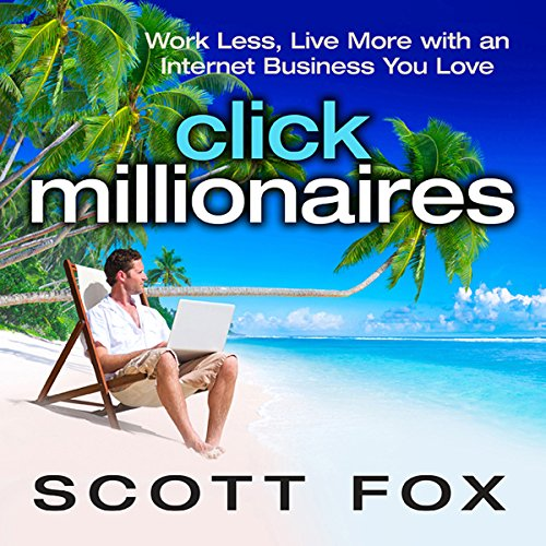 Click Millionaires audiobook cover art