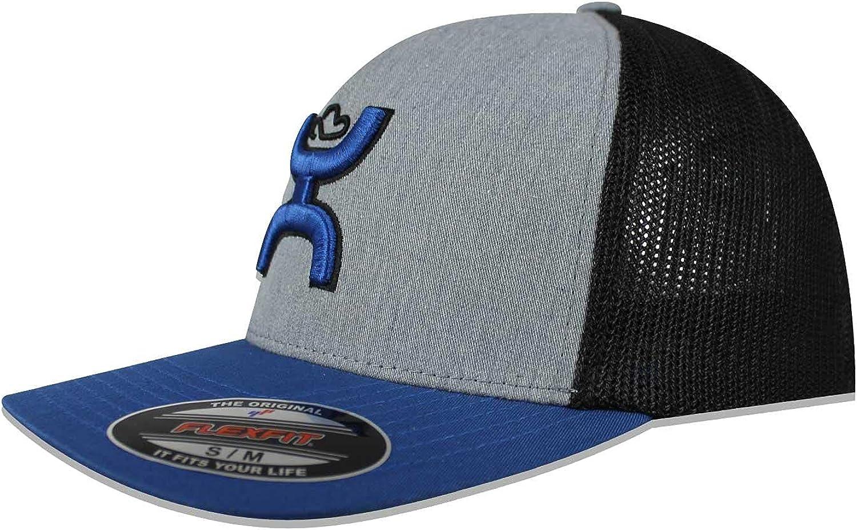 HOOEY Men's Coach Flexfit Fitted Hat