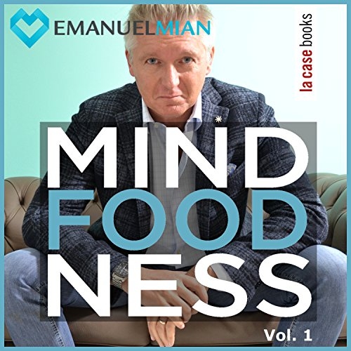 MindFoodNess 1 audiobook cover art