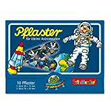 Lutz Mauder 10 tiritas infantiles * astronauta 14600 // Tiritas espaciales