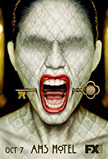 briprints American Horror Story AHS Show Poster Print Size 24x18 Decoration semi Gloss Paper