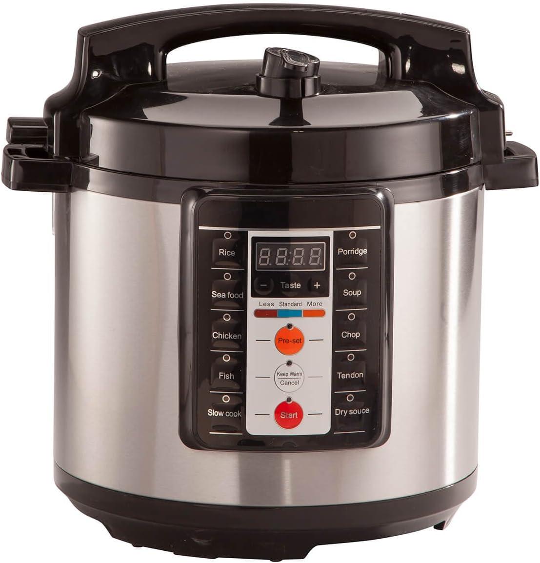 7-in-1 Austin Mall Multi-Function Electric Pressure Import Quart 6.5 Cooker Pot