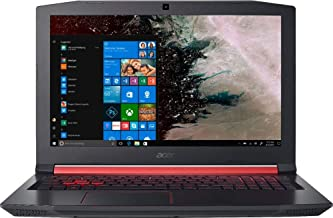 Acer Nitro 5 AN515 Laptop: Core i5-8300H, 15.6inch Full HD IPS Display, 8GB RAM, 256GB SSD, NVidia GTX 1050 Ti 4GB Graphics (Renewed)