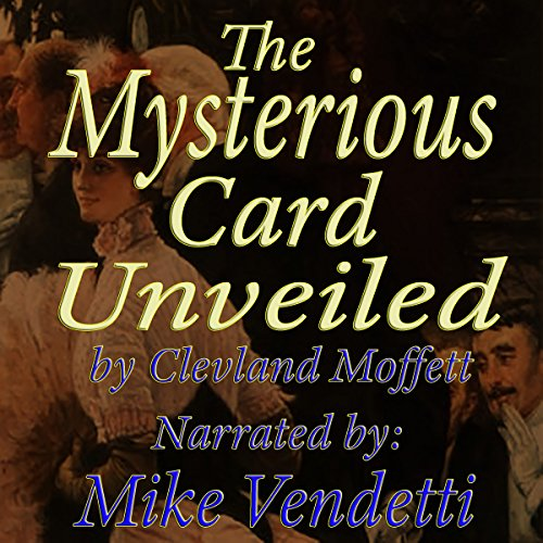 『The Mysterious Card Unveiled』のカバーアート