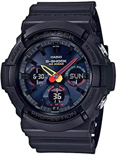 G-Shock GAS-100BMC-1ACR Neo Tokyo Black Resin Watch