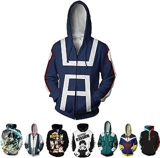 midoriya hoodie