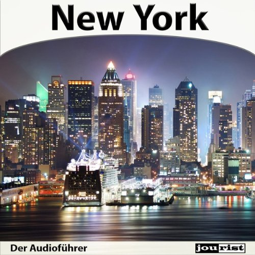 New York - Der Audioführer Titelbild