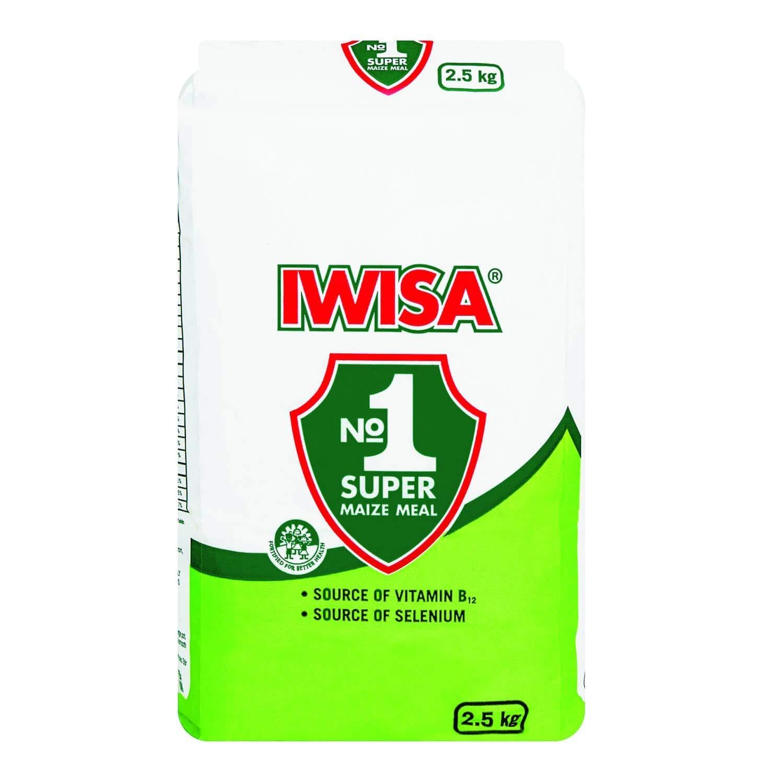 Iwisa Super Maize Meal 1kg Las Vegas Sale Mall -