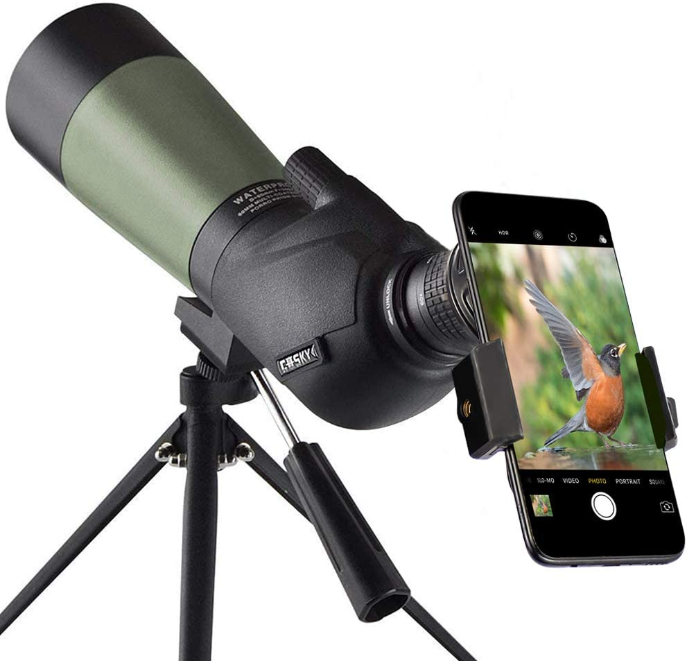 Top 9 Best Spotting Scopes For Wildlife Viewing [Buying Guide - 2021] 5