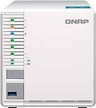 QNAP TS-351 (4GB RAM) 3-Bay Personal Cloud NAS Ideal for RAID5 Storage Processors (TS-351-4G-US)