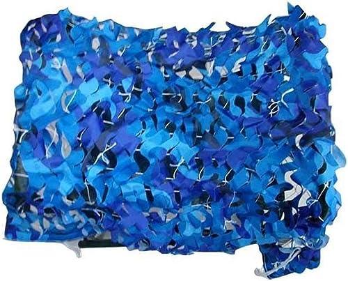 Filet Camo Visière Extérieure GR Filet de Camouflage en Mode Marin pour la décoration de Jardin de Camping en Plein air Filet de Camouflage Multi-Taille en Option (Taille  4  6m) Armée Camo Filet