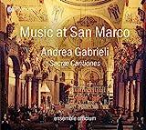 Andrea Gabrieli: Sacrae Cantiones - Musik an San Marco di Venezia