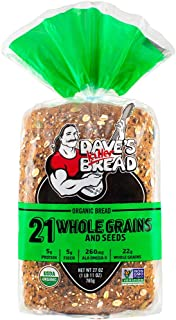 Dave's Killer Bread Organic 21 Whole Grains and Seeds Bread - 27 oz Loaf