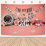 Cake Smash Backdrop Girl First Birthday 7x5...