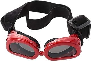 1b42f2f189 Balacoo Gafas de Sol para Perros Protección para los Ojos Protección  Impermeable para Las Mascotas Gafas