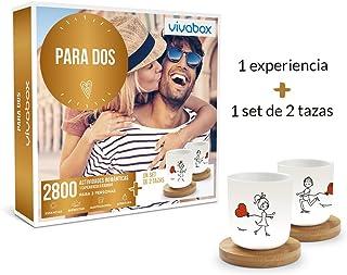 VIVABOX Caja Regalo -para Dos- 1.640 Aventuras únicas.