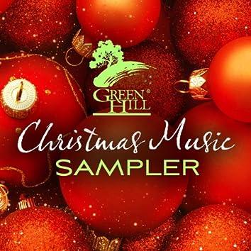 Green Hill Christmas Music Sampler