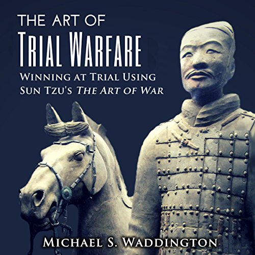 The Art of Trial Warfare audiobook cover art