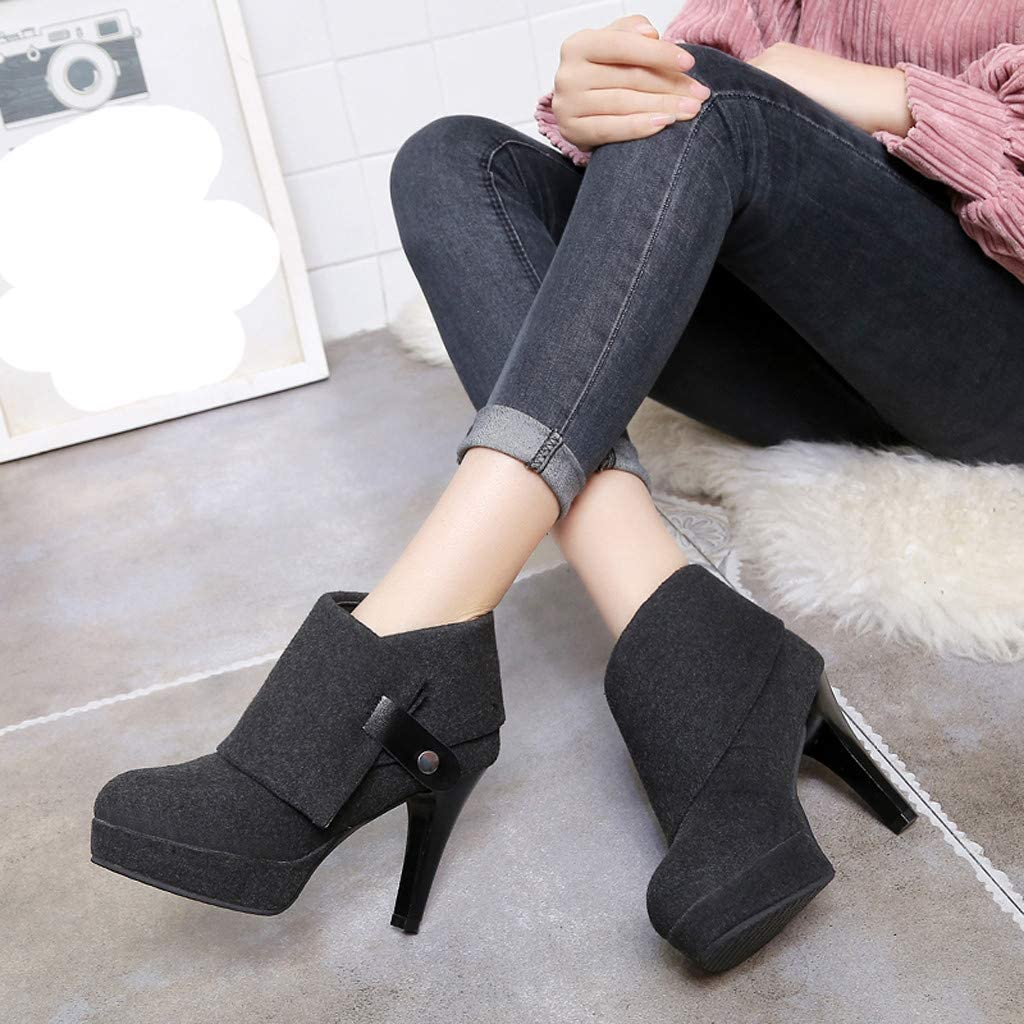 Memela Womens Leopard Pumps Stiletto High Heels Sandals Platform Pumps Shoes Banquet Shoes