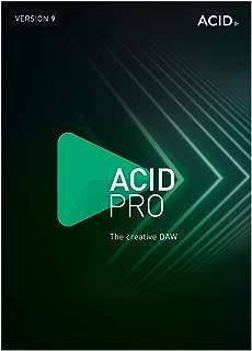acid pro 7 digital audio workstation