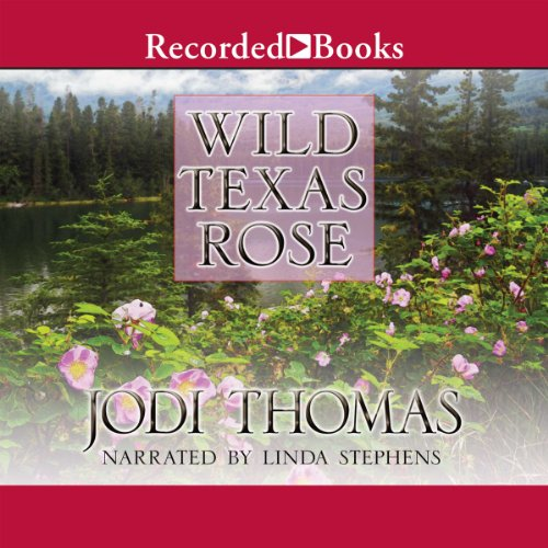 Wild Texas Rose audiobook cover art