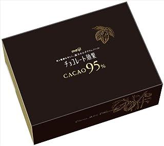明治 チョコレート効果カカオ95%大容量ボックス 800g 12145